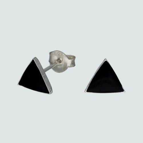 Aro Triangulo Ónix