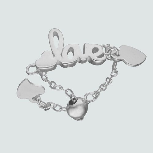 Anillo Ajustable Love
