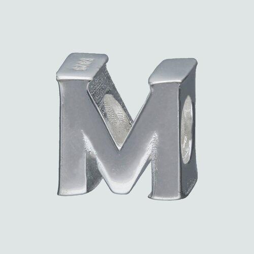 Colgante Charm Letra M