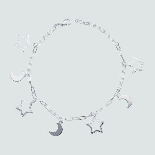 Pulsera Tradicional Estrella y Media Luna