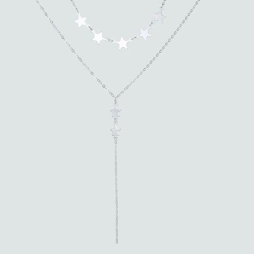 Collar Doble Estrellas