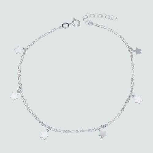 Tobillera Cartier con Estrellas