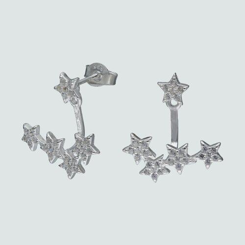 Aro Doble Estrellas con Circones