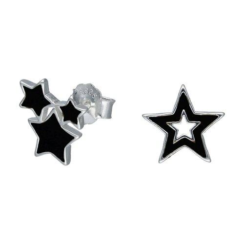 Aro Desigual Estrellas Ónix