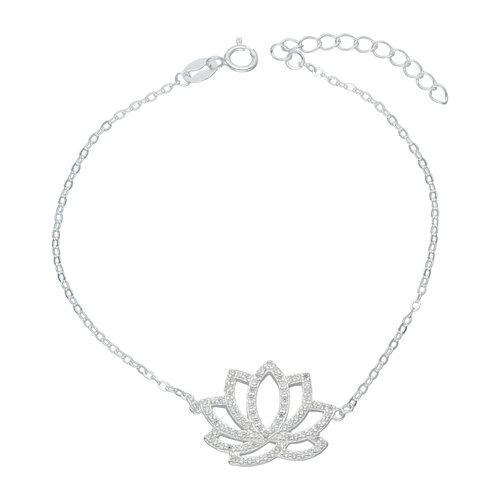 Pulsera Flor de Loto con Circones