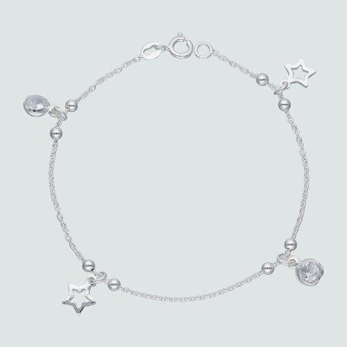 Pulsera Estrellas con Circones