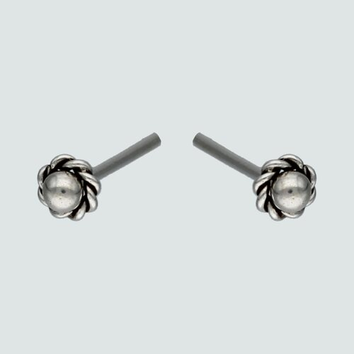 Aro Piercing Media Esfera 2 mm