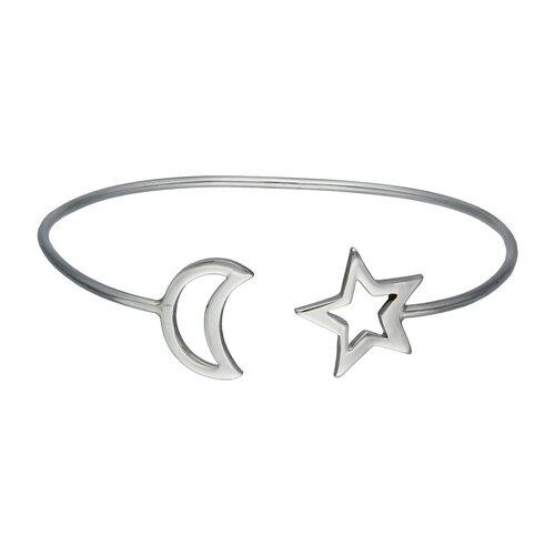 Esclava Ajustable Media Luna y Estrella