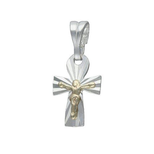 Colgante Crucifijo en Oro