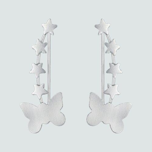Aro Trepador Estrellas y Mariposa