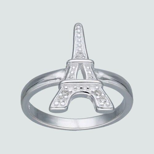 Anillo Torre Eiffel con Circones
