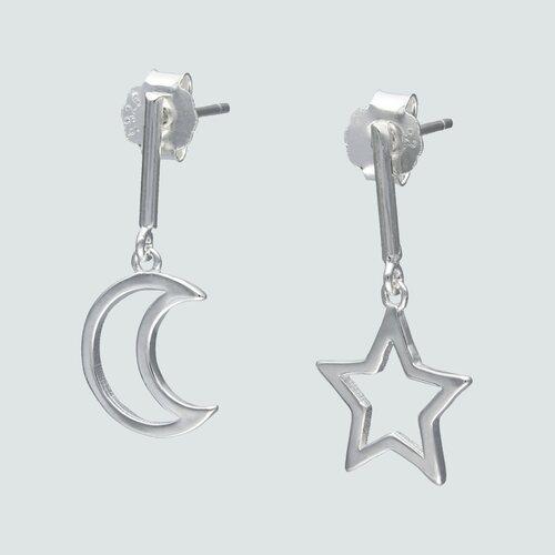 Aro Desigual Media Luna y Estrella