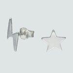 Aro Desigual Rayo y Estrella