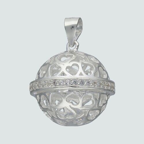 Colgante Llamador de Ángeles con Circones 18 mm