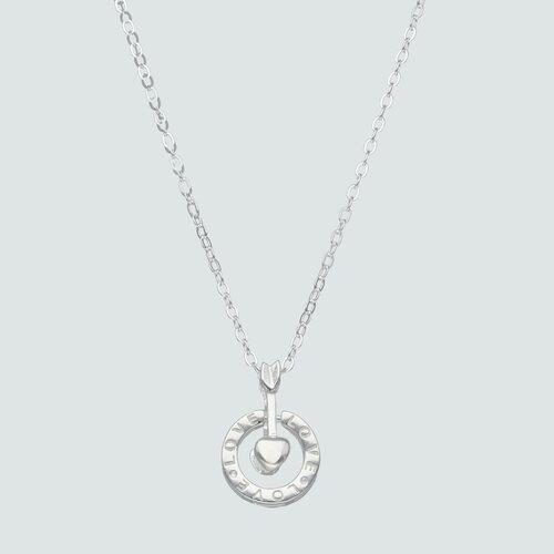 Collar Flecha Corazón Circones