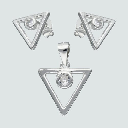 Conjunto Triangulo con Circón