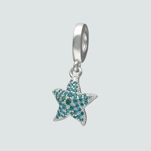 Colgante Charm Estrella de Mar Circones