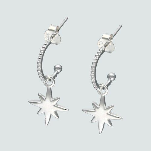 Semi Argolla Estrella Fugaz 12 mm