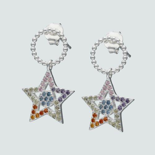 Aro Karma Estrella Circones Multicolor