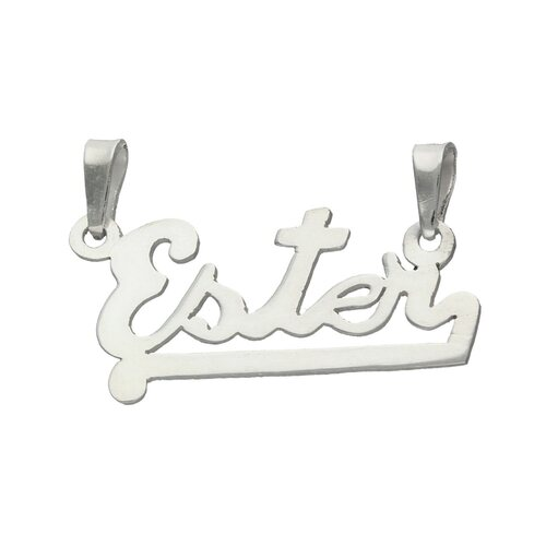 Colgante Nombre Ester