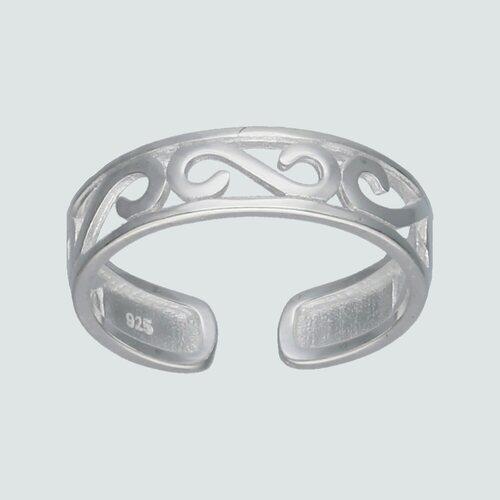 Anillo Midi Espirales