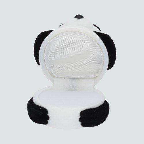 Oso Panda Terciopelo