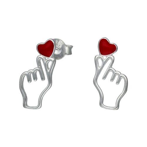 Aro Símbolo Amor Esmaltado