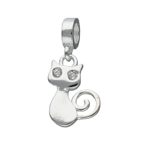 Colgante Mini Charm Gato Circones