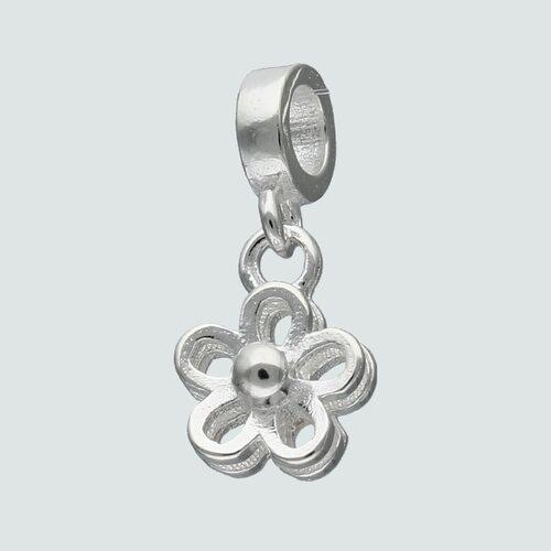 Colgante Mini Charm Flor