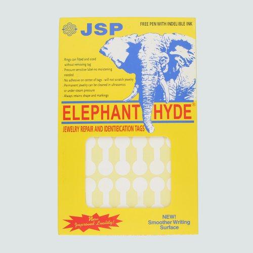 Caja de Etiquetas Adhesiva Elephant
