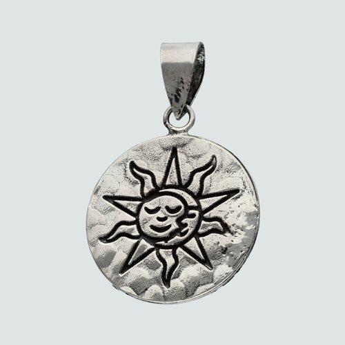 Colgante Media Luna Sol