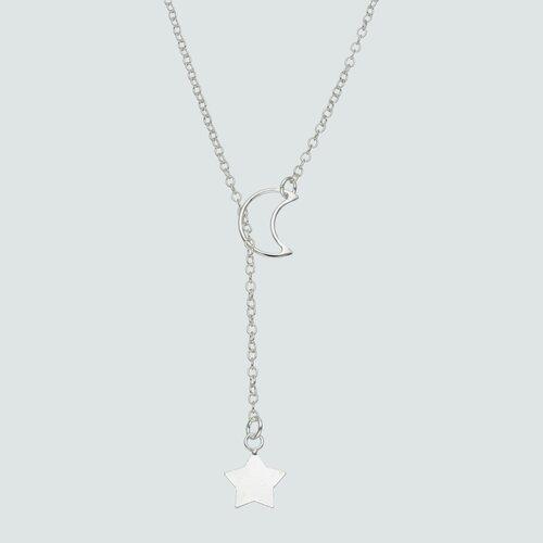 Collar Ajustable Media Luna Estrella