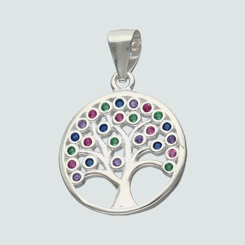 Colgante Árbol de la Vida Circones Multicolor