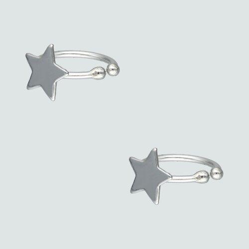 Piercing Argolla Estrella 10 mm