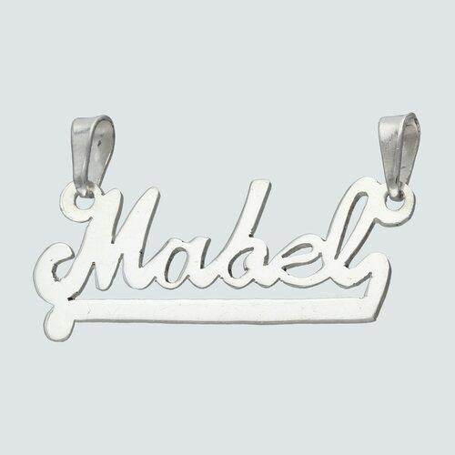 Colgante Nombre Mabel