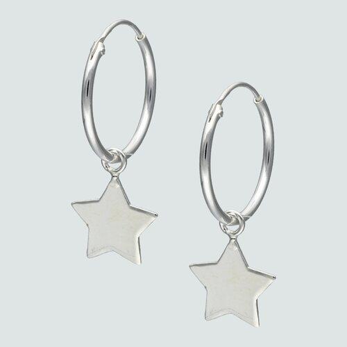 Argolla con Estrella 15 mm