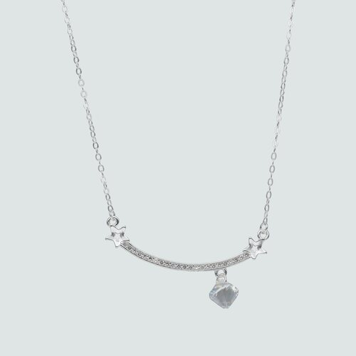 Collar Estrellas Circones Cristal Hecho Swarovski®