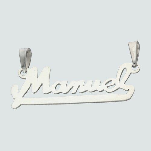 Colgante Nombre Manuel