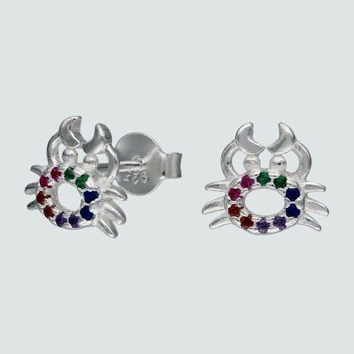 Aro Cangrejo Circones Multicolor
