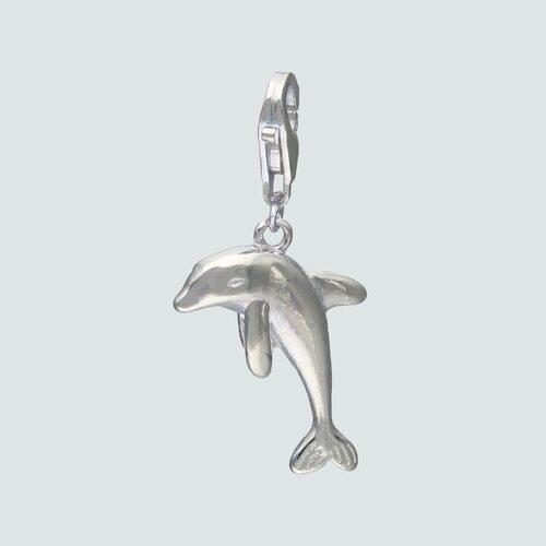 Colgante con Broche Delfín