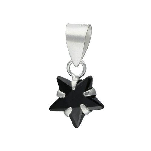 Colgante Estrella Circón Ónix 8 mm
