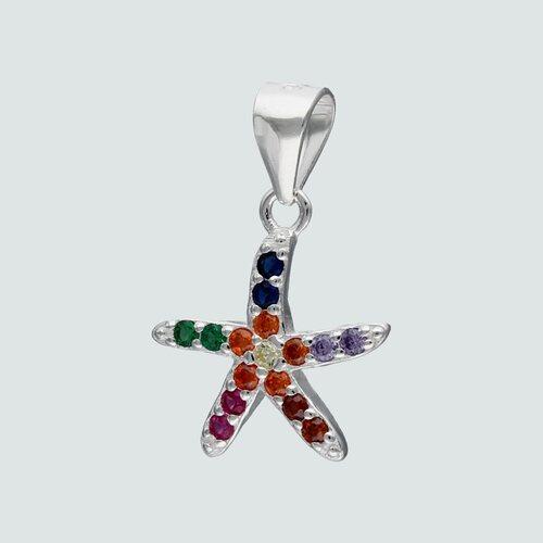 Colgante Estrella de Mar Circones Multicolor