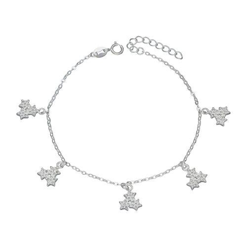 Pulsera Estrellas Circones