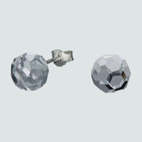 Aro Esfera Cristal Facetado 8 mm