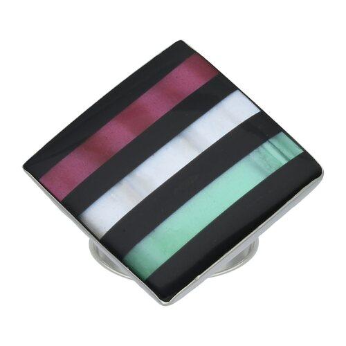 Anillo Rombo Multicolor