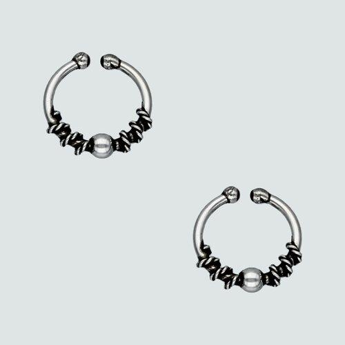 Piercing Argolla Bali 12 mm