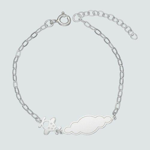 Pulsera Piocha Nube Avión