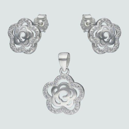 Conjunto Flor Circones