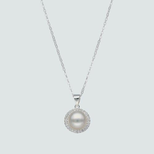 Collar Perla y Circones