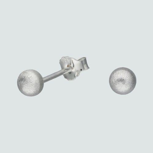 Aro Esfera Satinada 4 mm
